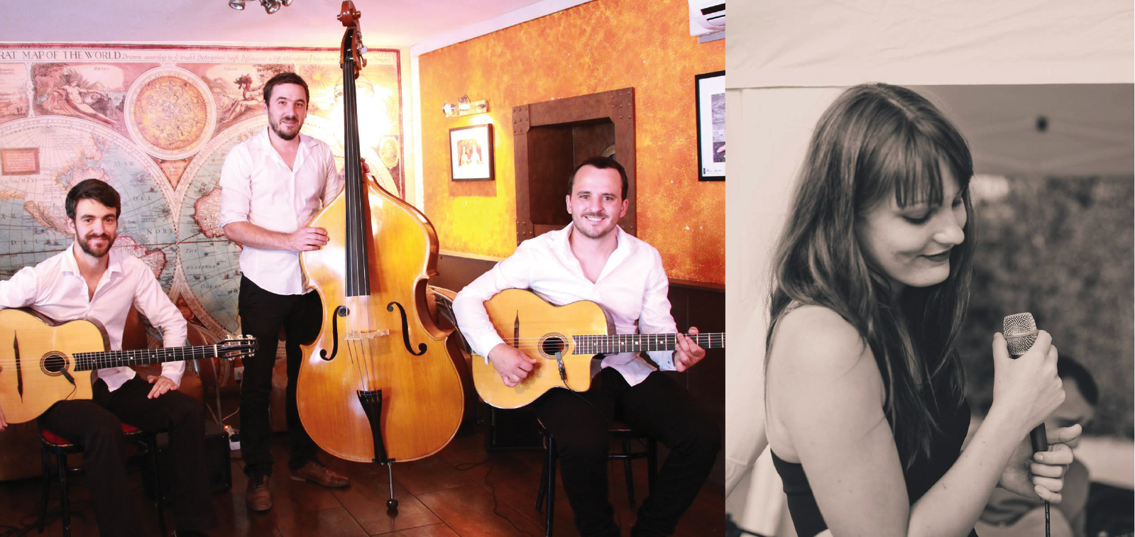 Big Ben Trio & Clémence Lagier