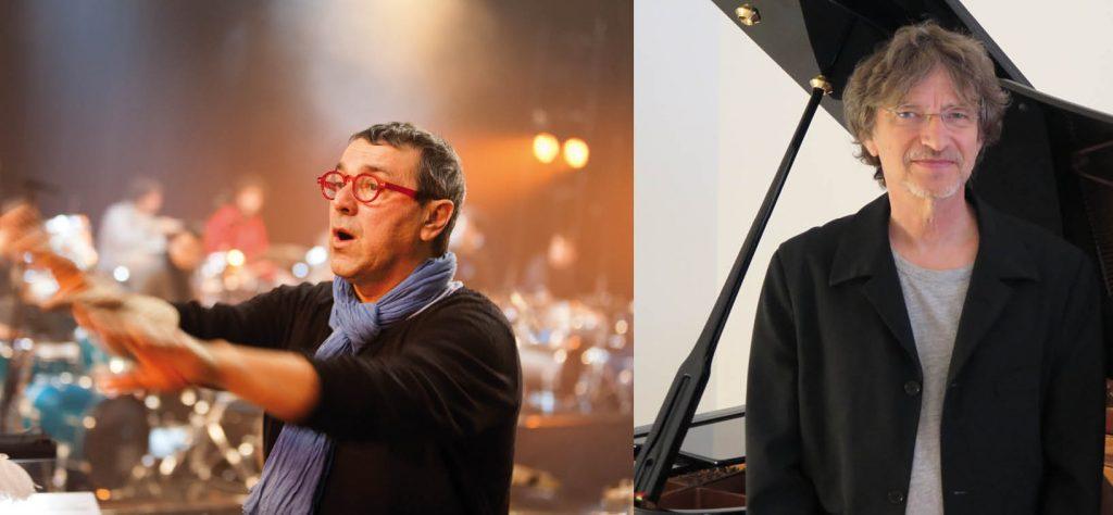 Daniel Dumoulin & Michel Parmentier