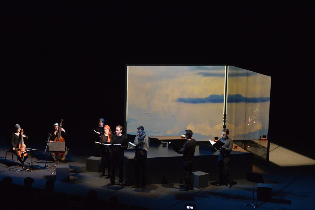 Une autre Odysée par La Main Harmonique © Cyrille Guir / Arsenal - Metz en Scènes
