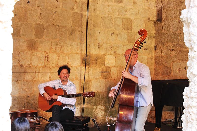 Concert Interactif - La Romieu - Juillet 2016 © Polli Kaminski